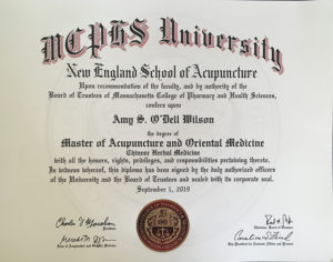 Amy Diploma